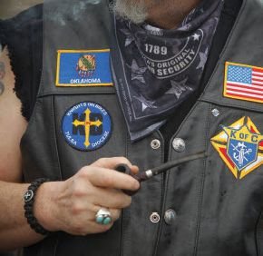 "In God We Trust and Ride: This Knights of Columbus ""bike gang"" aims to serve community, spread Catholic faith, values"