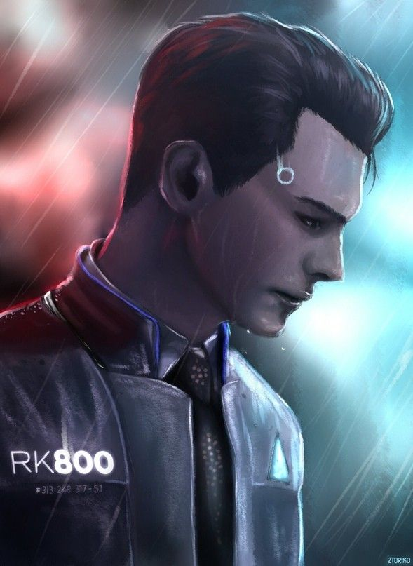 Detroit become human | DBH | Connor | Detroit:Become Human