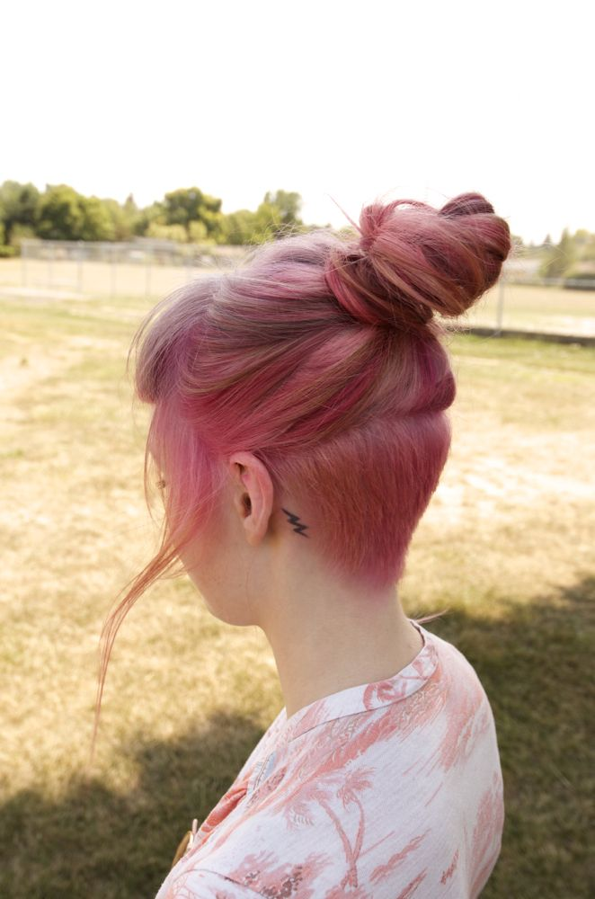 18 Dainty And Discreet Ways To Have An Undercut