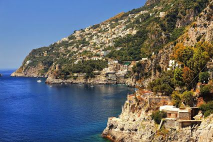 Amalfi Coast  Ravello.