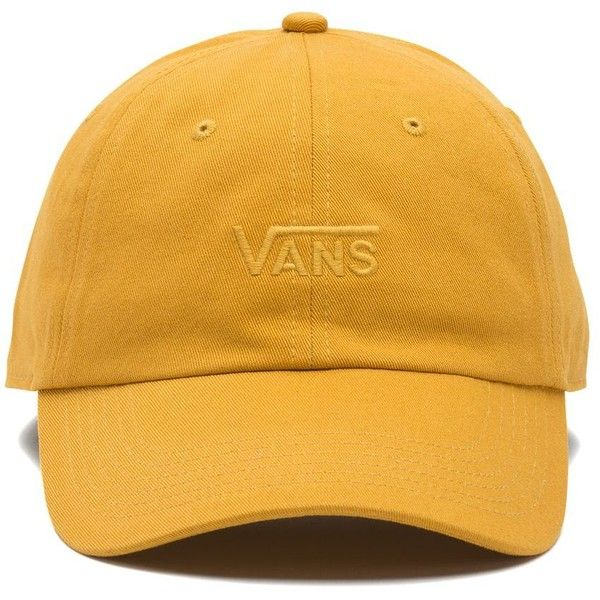 Vans Court Side Baseball Hat ($28) ❤ liked on Polyvore featuring accessories, hats, baseball cap hats, logo baseball hats, baseball cap, cotton hat and embroidery hats