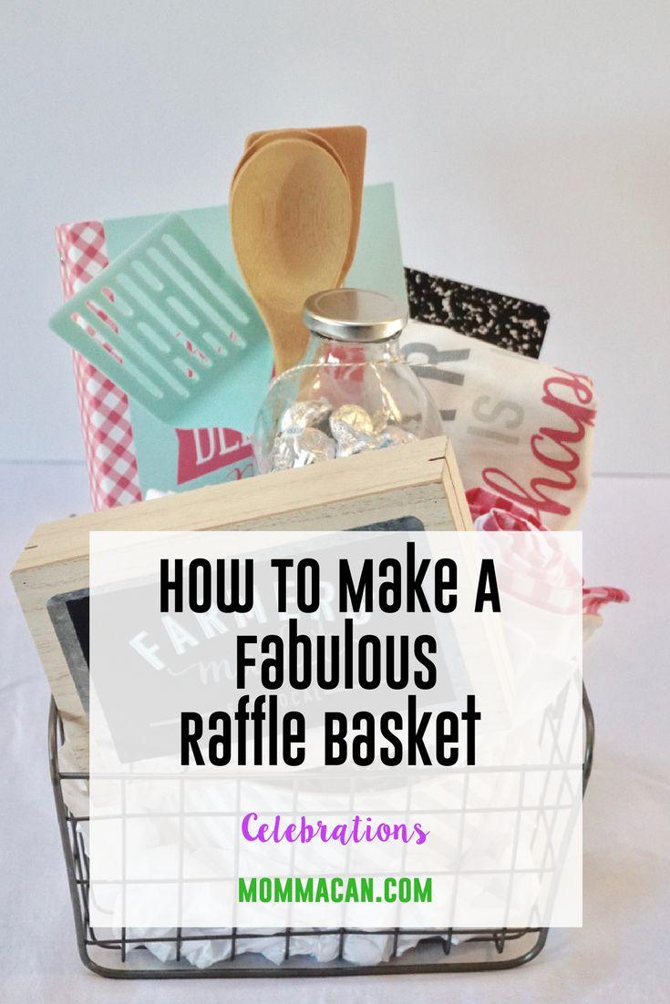 Best 25+ Raffle Baskets Ideas On Pinterest