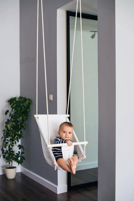 Low shipping price! Byel Calm Toddler & Baby gift, swing, baby swing, swing chair. Baby nursery decor. First christmas, first birthday