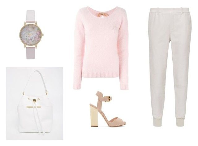 """Untitled #11"" by tiril-solberg-1 on Polyvore featuring beauty, Olivia Burton, N°21, Vince, Giuseppe Zanotti and Ted Baker"