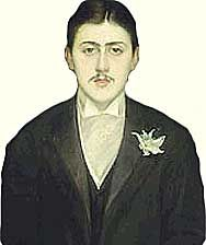 Марсель Пруст (Proust) —  французский писатель - http://to-name.ru/biography/marsel-prust.htm