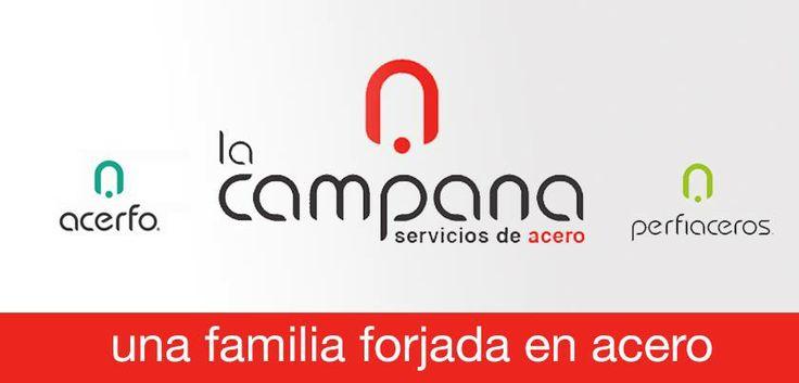 Una familia forjada en el acero. www.lacampana.co