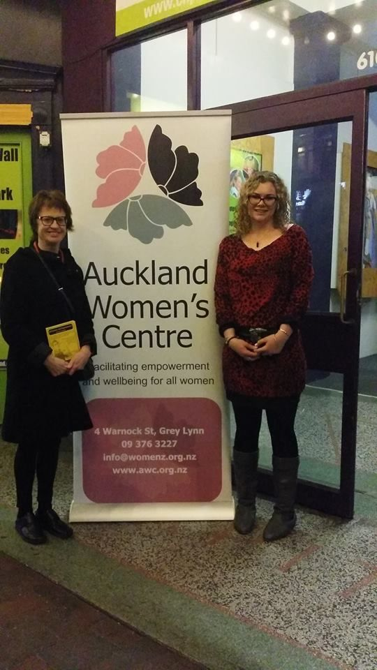 Premiere of 'Goals for Girls' at The Auckland Women's Centre Aug 16th 2015