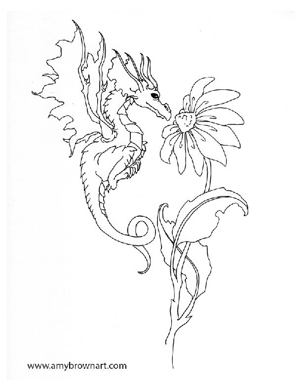 amy brown coloring pages free - photo#33