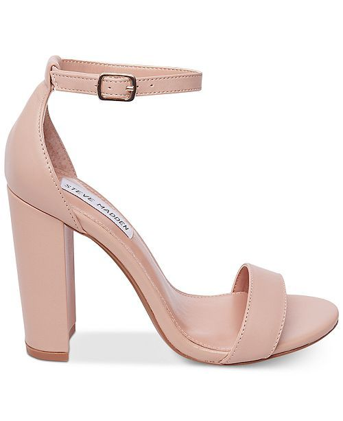 624108520d4 Steve Madden Carrson Two-Piece Sandals - Pink 5.5M in 2019 | Shoe ...