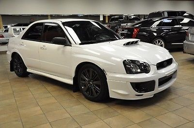 awesome 2005 Subaru WRX WRX STI Sedan 4-Door - For Sale
