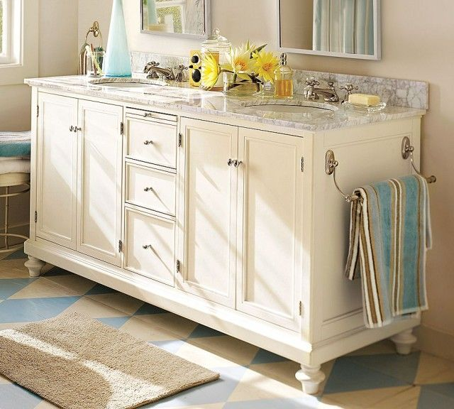 Best Bathrooms Images On Pinterest Master Bathrooms Bath And - Pottery barn mirrors bathroom for bathroom decor ideas