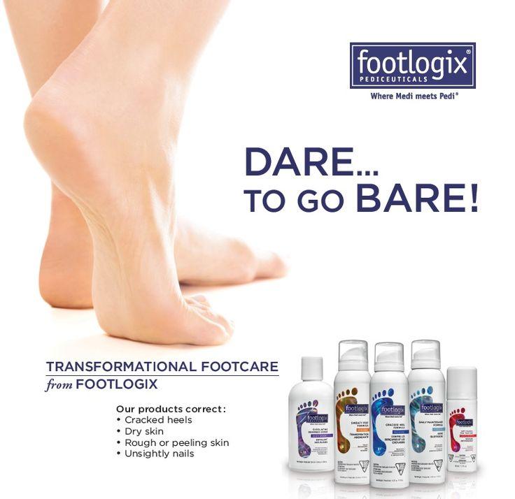 Footlogix Pediceutical Range available at Louella Belle #Footlogix #Pedicure #Spa #Salon #Treatment #LouellaBelle