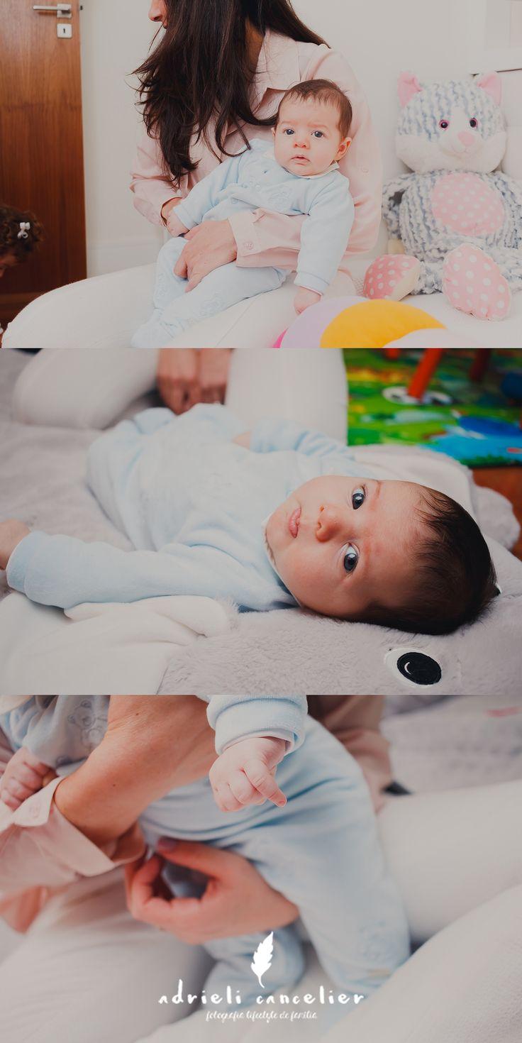 ensaio newborn lifestyle em Curitiba