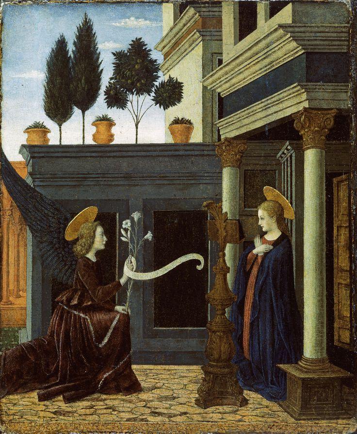 Alesso Baldovinetti, attributed to, Italian, 1425-1499