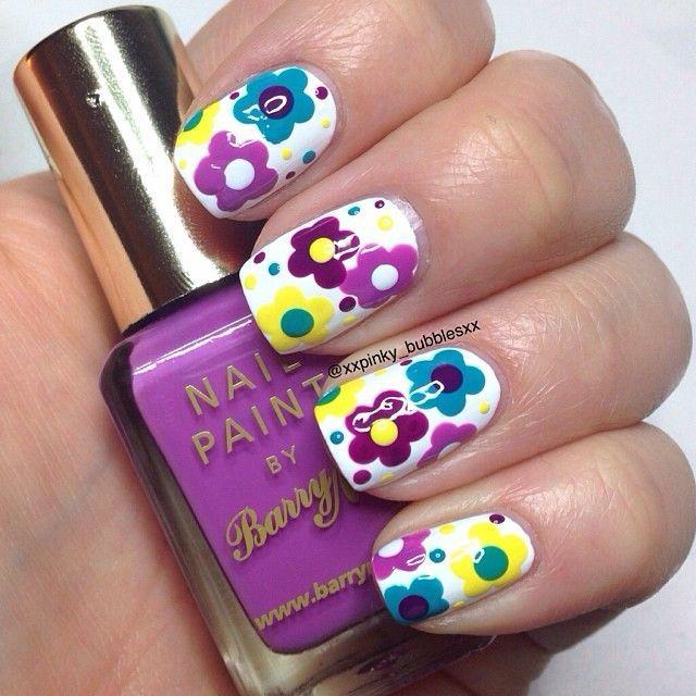nice Instagram photo by xxpinky_bubblesxx #nail #nails #nailart...