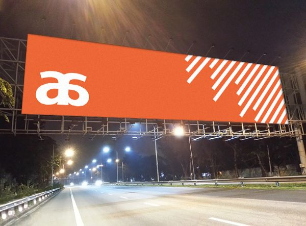 Outdoor Billboards Mockup Templates by Ahmed Adel, via Behance