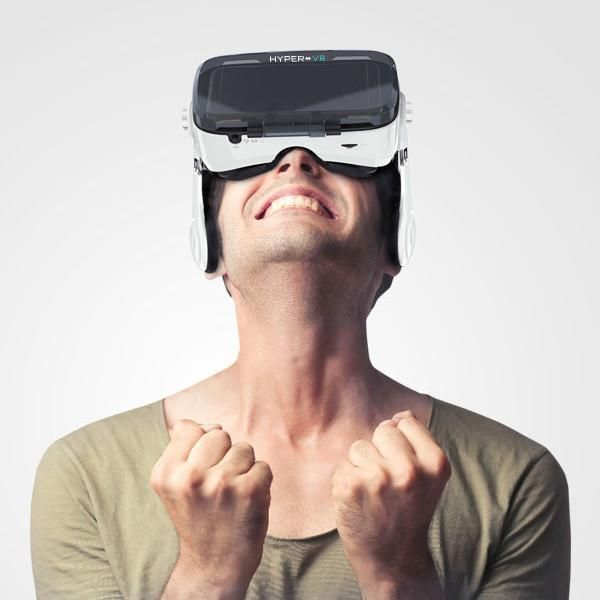 HyperVR Virtual Reality Headset for Smartphones (iPhone