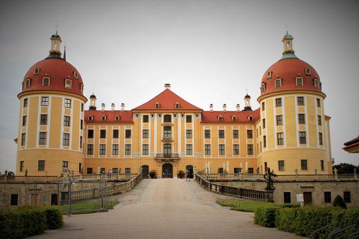 Moritzburg castle, near Dresden, Germany