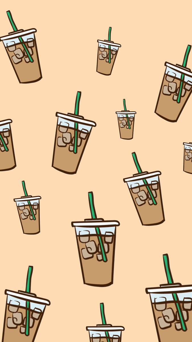 Iced Coffee Iphone Wallpaper Coffee Wallpaper Coffee Wallpaper Iphone Iced Coffee Wallpaper Cute aesthetic wallpapers coffee