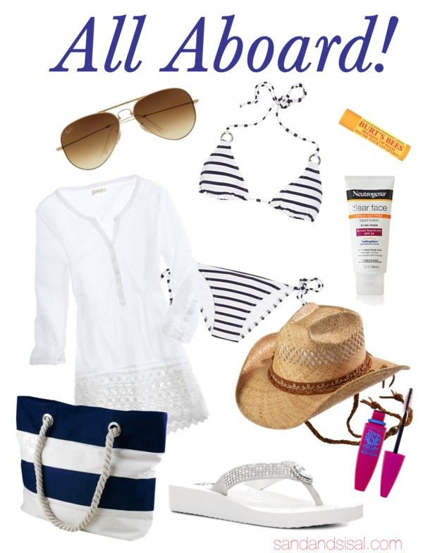All Aboard! Boating Fashion Must-Haves (and a few self deprecating laughs)