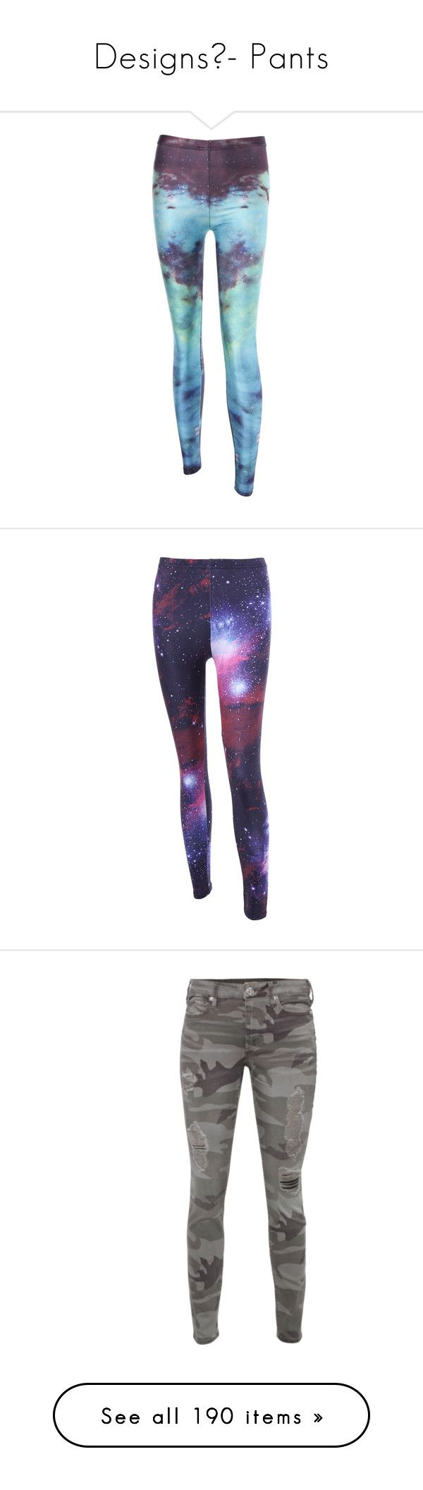 """""""Designs🖌- Pants"""" by nattiexo ❤ liked on Polyvore featuring pants, leggings, high waisted pants, blue galaxy leggings, galaxy leggings, nebula leggings, high-waisted trousers, bottoms, highwaist pants and galaxy print leggings"""