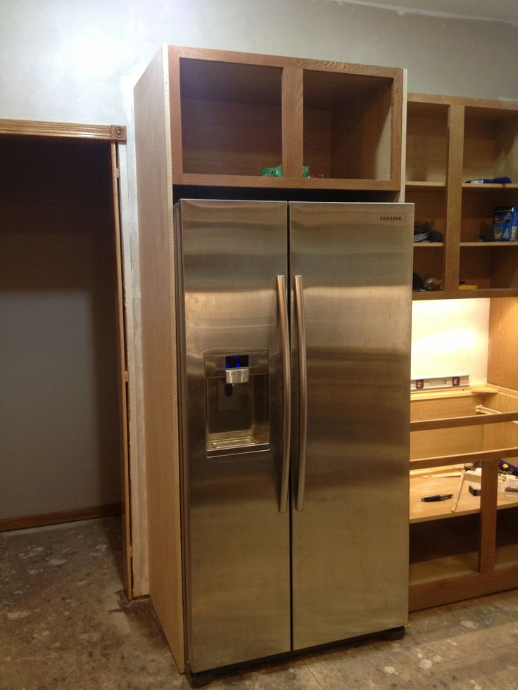 9 Best Over Refrigerator Storage Images On Pinterest Fridge Storage Refrigerator Storage And