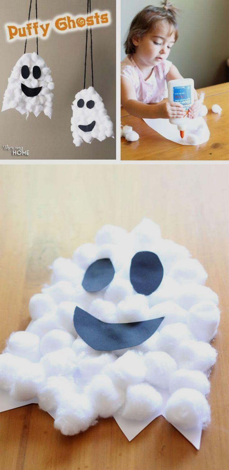 Crafty Kids Projects Kidscrafts Ideas For Kids Club Halloween