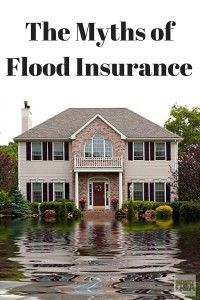How Much Is Flood Insurance? - How much is flood insurance? And, do you even need flood insurance for your home or business. The answer may surprise you. Check out these myths about flood insurance. Your homeowner's insurance policy doesn't automatically