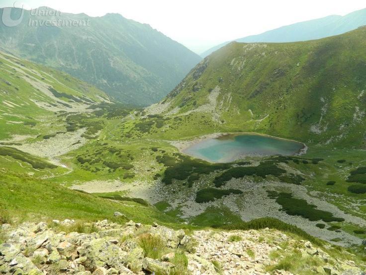 W Tatrach jest mnóstwo małych jezior. Najwięcej znajduje się w Dolinie Staroleśnej - jest ich aż 27. Fot. Paweł Paśnik