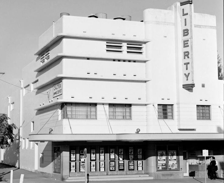 Liberty Theatre, Yass NSW.  Closed in 1974, foyer became a shop, cafe still exists, auditorium used for amateur theatre and the Turning Wave Folk Festival held each year.