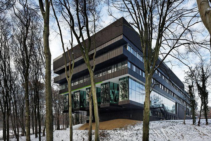 NL, Arnhem, Groot Klimmendaal. Architect Koen van Velsen, 2009.