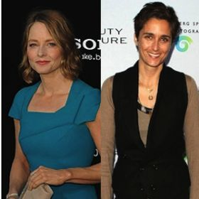 Jodie Foster Dating Alexandra Hedison, Ex-Girlfriend Of Ellen DeGeneres [READ MORE: http://uinterview.com/news/jodie-foster-dating-alexandra-hedison-ex-girlfriend-of-ellen-degeneres-8983] #JodieFoster #AlexandraHedison #EllenDegeneres #Dating #Couples #CelebrityCouples