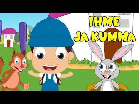Suomen lastenlauluja   Ihme ja kumma etc. - YouTube