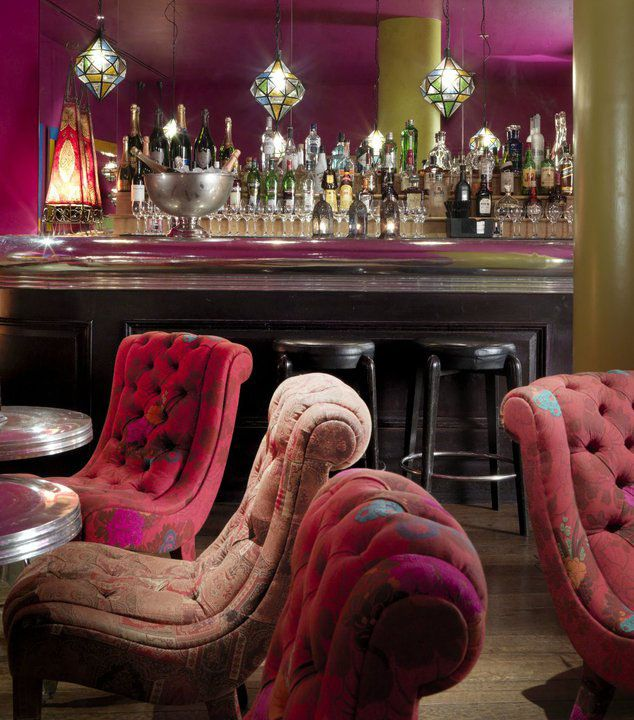 The Contemporary Eclectic Style Of The Soho Hotel In London, England Has  Been Lovingly Designed By Kit Kemp, Who Is Best Known For Her Mixing And  Matching