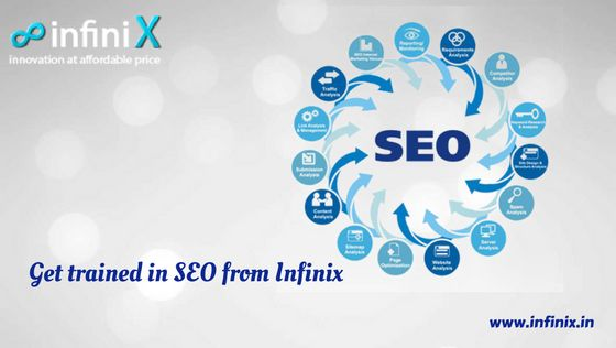 Digital Marketing is becoming mandatory in all the organization. SEO is one of the important technique in Digital Marketing. Trainings are given by the well experienced trainers from the industrial experts. Learn SEO training in Chennai from Infinix. http://www.infinix.in/seo-training-in-chennai/