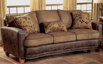 Western Collection Queen Sleeper....Love furniture that looks like this...must have!