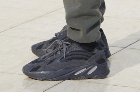5f825ced60d47 New Colorways Of The adidas Yeezy 500 And Yeezy Wave Runner 700 Kanye West  went on