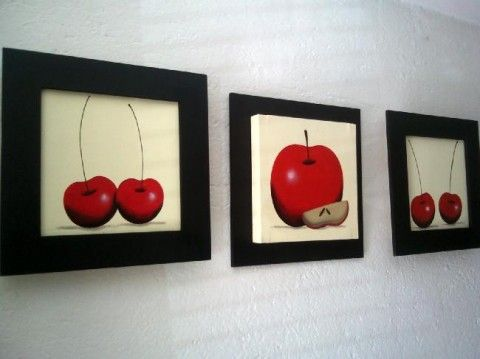 17 mejores ideas sobre cuadros decorativos para sala en pinterest ...