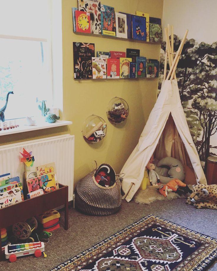 Yusef's playroom #kidsroom