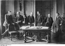Treaty of Versailles: This treaty ended World War 1.