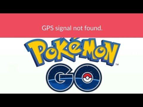 pokemon go apk gps not found