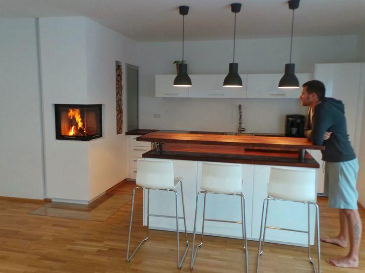 Öfen vom Schönbacher www.schoenbacher.com #kitchen #fireplace