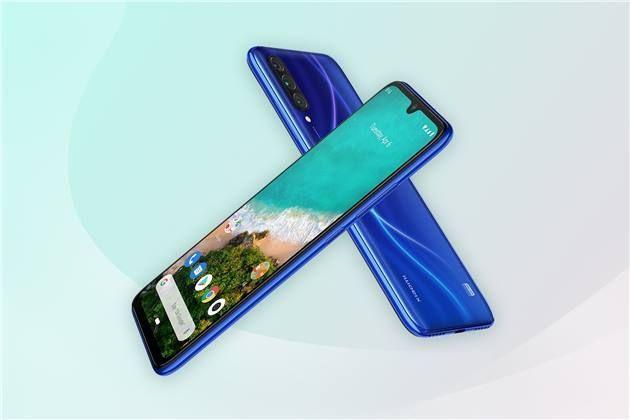 شاومي تعلن عن هاتف Mi A3 بشاشة Oled بدقة Hd ومعالج Sd655
