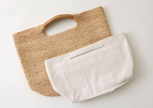 Raffia bag YAGINUMA Shuko summer bag ... 遊中 river for adults found finally (Style store buyers) - making style store blog hand to choose hand-Style Store