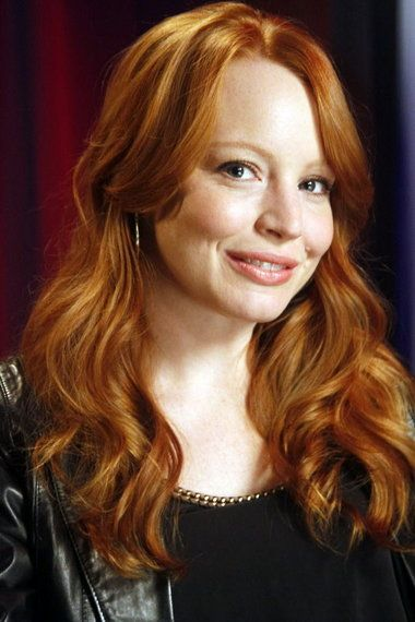 "Lauren Ambrose: most famous for ""Six Feet Under,"" she's shown here playing Jilly Kitzinger in ""Torchwood: Miracle Day"""