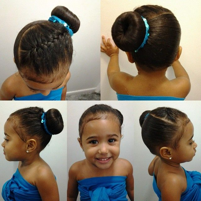 little girls hairstyle cute kids