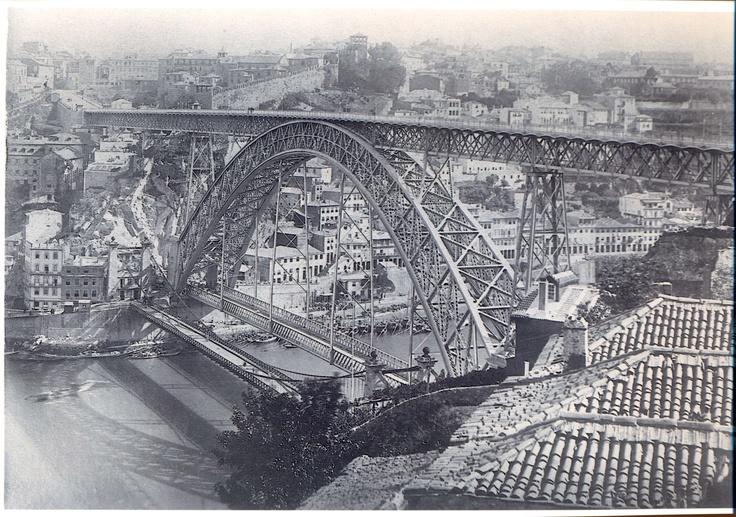 Pontes e mais pontes...