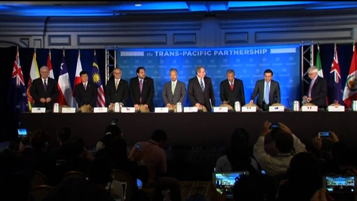 Full Text of TPP Trade Deal Revealed -- and Critics Say It's Even Worse Than They Thought