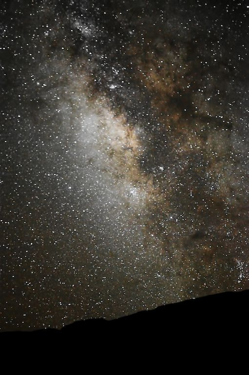 Why I love Terlingua Abaja, or camping anywhere in Big Bend National Park ... at night the heavens come alive like you've never seen them before.