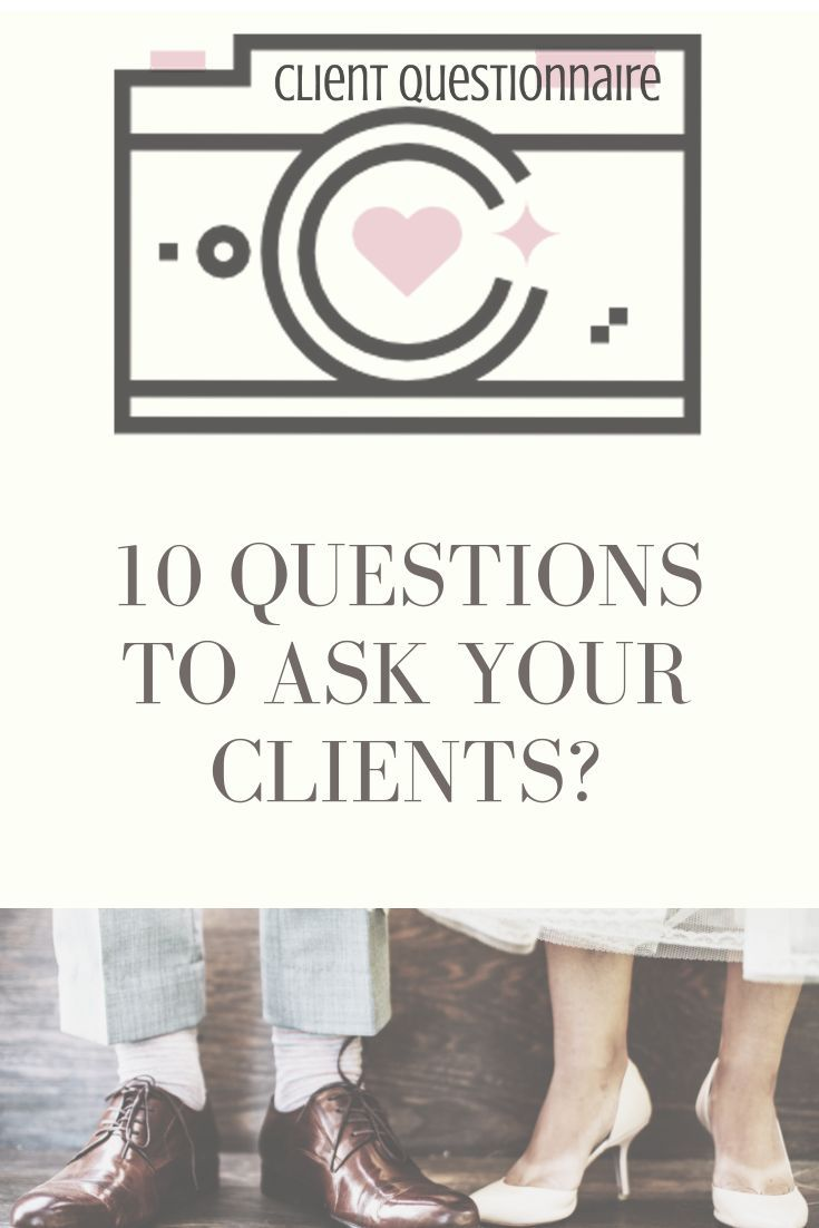Wedding Photographer Client Questions To Gather Important Information This Or That Questions Wedding Photography Photography